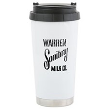 Warren Sanitary Ceramic Travel Mug