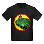 KINGUANA Kids Dark T-Shirt