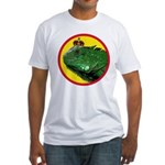 KINGUANA Fitted T-Shirt