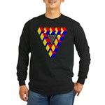 KUBEZ Long Sleeve Dark T-Shirt