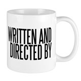 Screenwriter / Director Small Mug