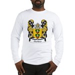 Pacheco Family Crest Long Sleeve T-Shirt