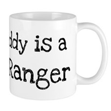My Daddy is a Park Ranger Mug
