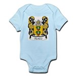 Pacheco Family Crest Infant Creeper