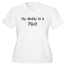 My Daddy is a Pilot T-Shirt