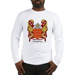 Pamplona Family Crest Long Sleeve T-Shirt