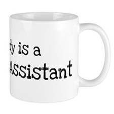 My Daddy is a Physician Assis Mug