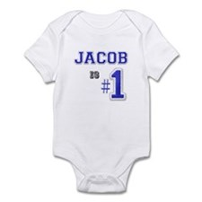 Jacob Infant Bodysuit