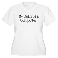 My Daddy is a Composer T-Shirt