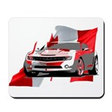 Canadian Muscle Camaro Mousepad
