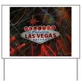 Vegas Sign 02 Yard Sign