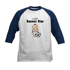 Future Soccer Star Girl Tee