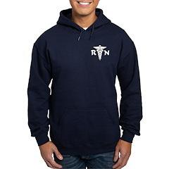 RN Symbol Hoodie (dark)