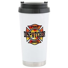 Fire Dispatcher Ceramic Travel Mug
