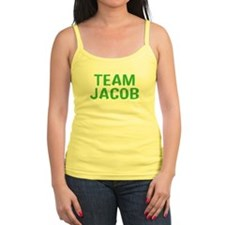 Team Jacob(Green) Jr.Spaghetti Strap