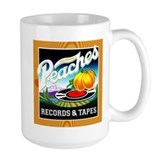 Peaches Records & Tapes Mug