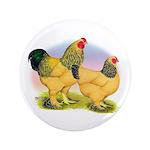 """Buff Brahmas2 3.5"""" Button (100 pack)"""