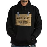 WILL BELAY FOR BEER Hoody