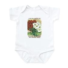 Geranium Infant Bodysuit