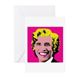 Obama Warhol Greeting Cards (Pk of 20)