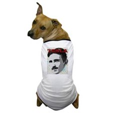 TESLA Dog T-Shirt