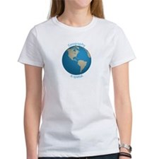 Geography is Spatial Tee
