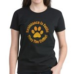 Collie Women's Dark T-Shirt