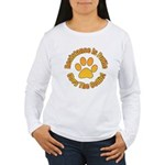 Collie Women's Long Sleeve T-Shirt