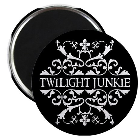 Twilight Junkie Magnet