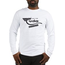 Cuda Vintage Long Sleeve T-Shirt