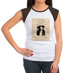 J.B. Hickock Women's Cap Sleeve T-Shirt