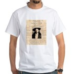 J.B. Hickock White T-Shirt