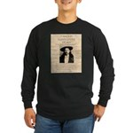 J.B. Hickock Long Sleeve Dark T-Shirt