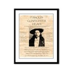 J.B. Hickock Framed Panel Print