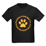 Cavalier King Charles Spaniel Kids Dark T-Shirt