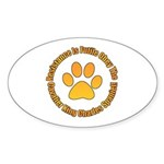 Cavalier King Charles Spaniel Sticker (Oval 10 pk)