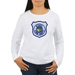 Kauai Fire Department Women's Long Sleeve T-Shirt