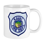 Kauai Fire Department Mug