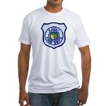 Kauai Fire Department Fitted T-Shirt