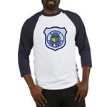 Kauai Fire Department Baseball Jersey