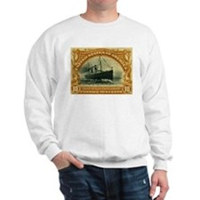 US 10c ocean navigation Sweatshirt