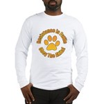 Akita Long Sleeve T-Shirt