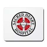 Sacred Heart Hospital Mousepad