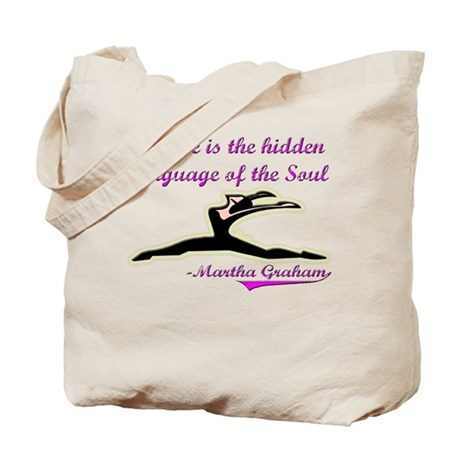 Dance Quote Gift Items Tote Bag