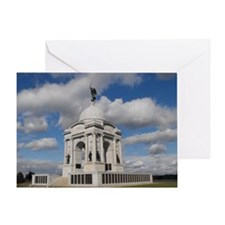 Pennsylvania State Memorial Greeting Card