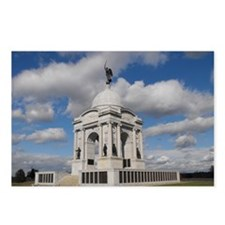 Pennsylvania State Memorial Postcards (Package of