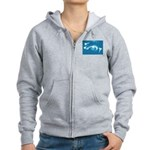 Eye Key Women's Zip Hoodie
