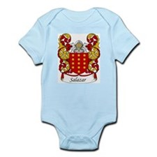 Salazar Family Crest Infant Creeper