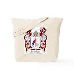 Santiago Family Crest Tote Bag