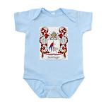 Santiago Family Crest Infant Creeper